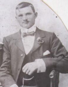 John Bermingham, pre-war (Courtesy Darren Bermingham)